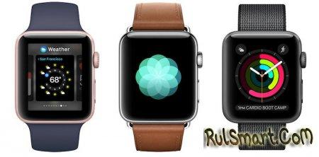 Новые Apple Watch смогут измерять уровень сахара в крови
