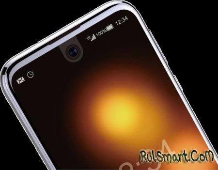 Sharp Aquos R Compact — компактный безрамочный смартфон с IGZO-дисплеем