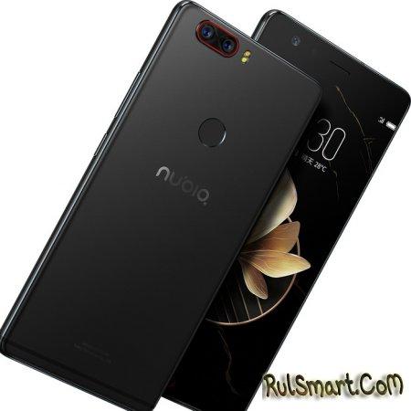 Nubia Z17 — новый смартфон со Snapdragon 835 и 8 ГБ ОЗУ