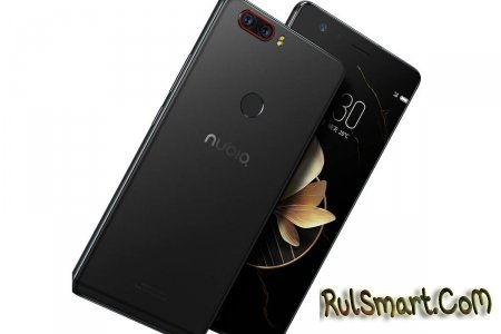 ZTE Nubia Z17 Lite — упрощенная версия флагманского смартфона
