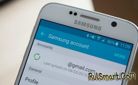 Как зарегистрировать Samsung аккаунт (пошаговая инструкция)