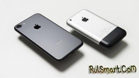 iPhone Plus – возможное название восьмого айфона (+характеристики)