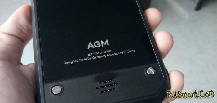 AGM X2 будет защищен по военному стандарту MIL-STD-810G (US Military)