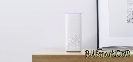 Xiaomi AI Speaker: умная колонка за умеренные деньги (анонс)