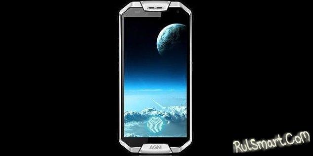 Защищенный смартфон AGM X2 был показан в фильме Wolf Warrior 2