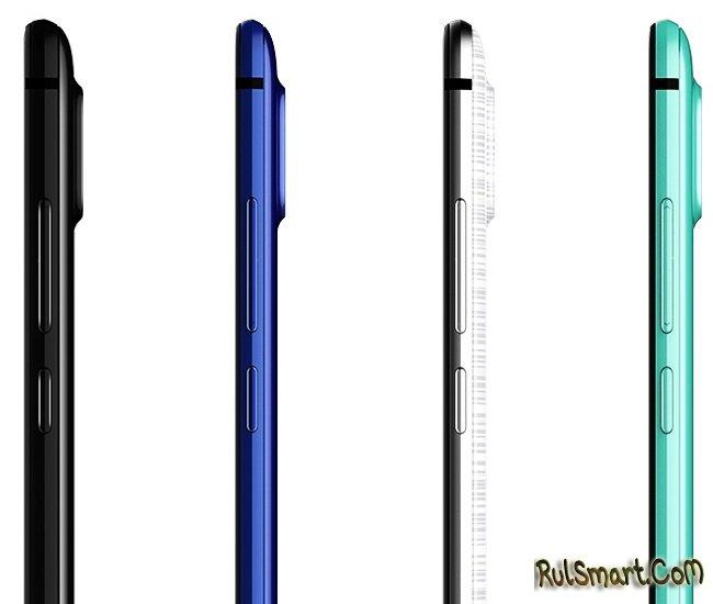 Sharp Aquos S2: японский безрамочный смартфон на Android 7.1.1