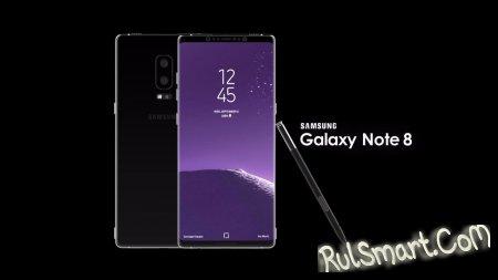 Тест камеры смартфона Samsung Galaxy Note 8 (двойной фотомодуль)