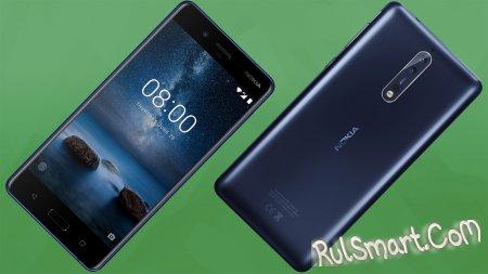 Nokia 8 — первый смартфон на Android O «из коробки»