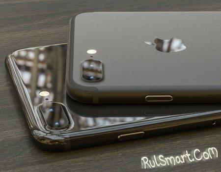 iPhone 7S Plus со стеклянным корпусом: первые фотографии смартфона