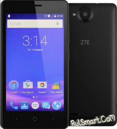 ZTE Z982: бюджетный смартфон с 6-дюймовым дисплеем и Snapdragon 435