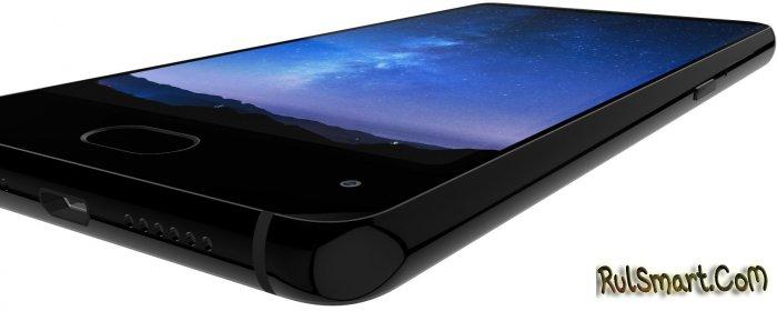 UHANS MX — дешевый 5.2-дюймовый безрамочный смартфон из Китая