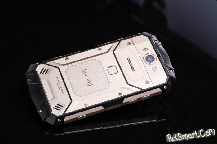 DOOGEE анонсирует: защищенный смартфон S60 и скидки на BL5000/BL7000