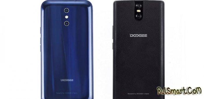 DOOGEE BL5000 и BL7000: не только мощный аккумулятор, но и стильный дизайн