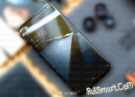 Смартфон Xiaomi A1 получит безрамочный дисплей