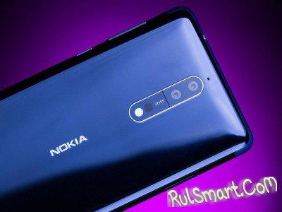 Какие смартфоны Nokia получат Android 8.0 Oreo? (список)