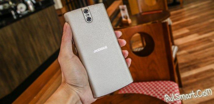 DOOGEE BL12000: смартфон с мощным аккумулятором и Helio P23