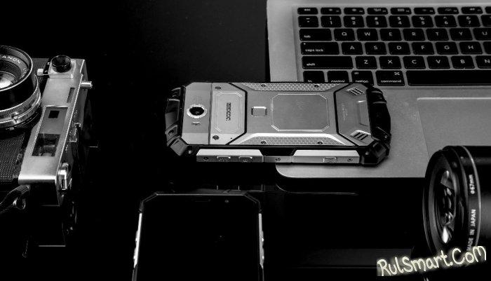 DOOGEE S60: тест производительности защищенного смартфона