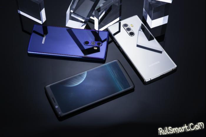 DOOGEE Mix 2 — доступный аналог безрамочного смартфона Samsung Galaxy S8