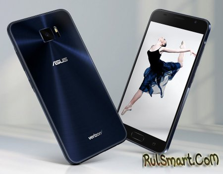 ASUS Zenfone V: компактный флагманский смартфон со Snapdragon 820