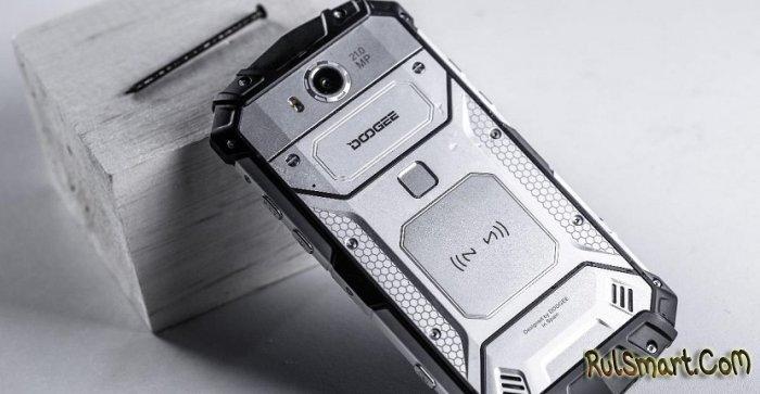 Почему защищенные смартфоны стоят дороже, чем обычные? (на примере DOOGEE S60)