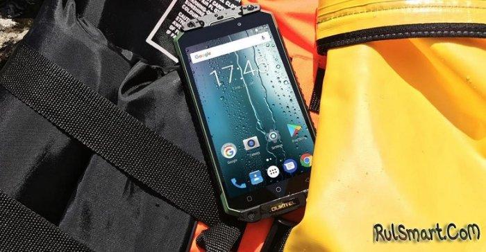 OUKITEL Mix 2 против Xiaomi Mix 2: битва безрамочных смартфонов разного уровня