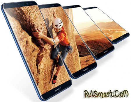 Huawei Maimang 6: смартфон с минимальными рамками и 4 камерами