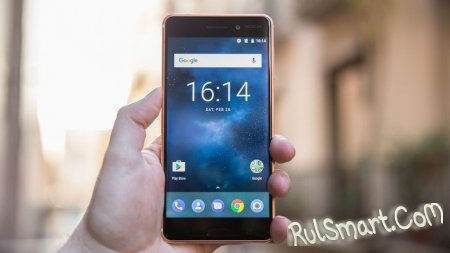 Nokia 3, 5 и 6 получат Android 8.0 Oreo к концу года (официально)