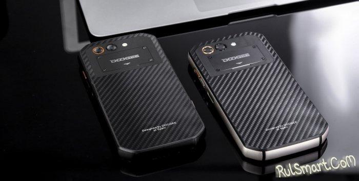 DOOGEE S30: доступный защищенный смартфон (IP68) с мощным аккумулятором
