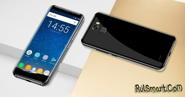 Oukitel K5000: полный список характеристик смартфона с мощным аккумулятором