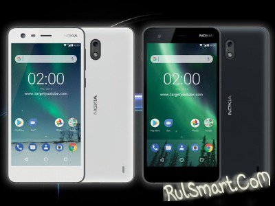 Nokia 2: характеристики смартфона в бенчмарке AnTuTu