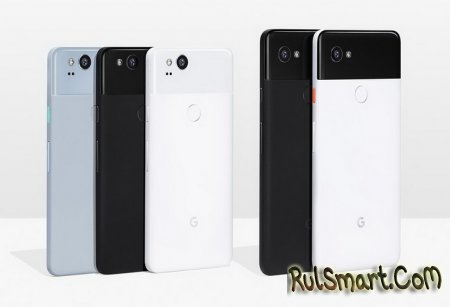 Google Pixel 2 и Pixel 2 XL: лучшие камерофоны с мощным железом