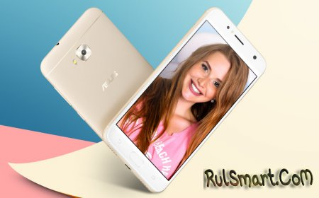 ASUS Zenfone 4 Selfie Lite — очередной смартфон для селфи за $156