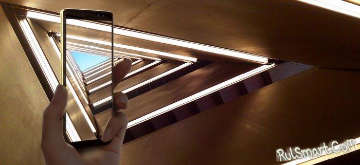M-HORSE Pure 1: безрамочный 4G-смартфон, который «порвёт» Galaxy Note 8