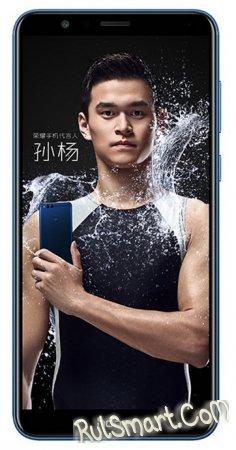 Huawei Honor 7X – безрамочный смартфон на Kirin 659 с двойной камерой