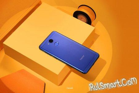 Huawei Honor 6C Pro — новый бюджетный смартфон на две SIM-карты