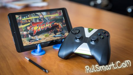 NVIDIA SHIELD Tablet и Tablet K1 обновятся до Android 7.0 Nougat