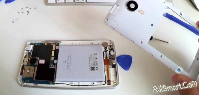 Почему быстро разряжается смартфон Meizu? (ответ и советы)
