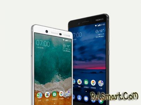 Nokia 7: стеклянно-алюминиевый корпус, Snapdragon 630 и 6 ГБ ОЗУ