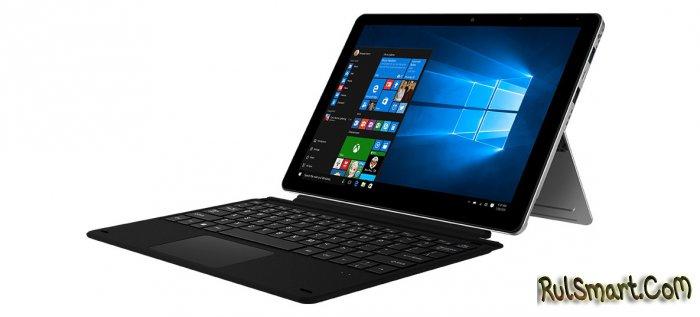Chuwi SurBook mini — новый планшет на Ubuntu и Windows 10 за $399
