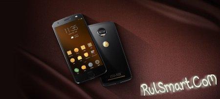 Moto Z 2018: премиальный смартфон с прочным экраном
