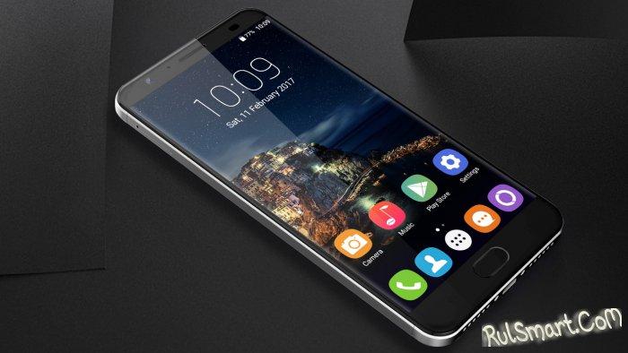 ТОП-5 китайских смартфонов с мощным аккумулятором в 2017 году