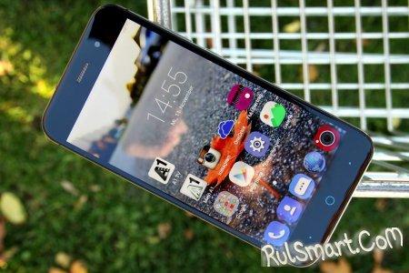 ZTE A0620: бюджетный смартфон с 8 ГБ оперативной памяти