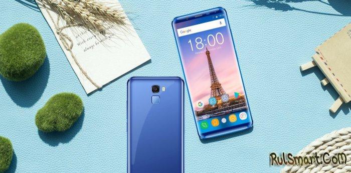 OUKITEL K5000 против Xiaomi Mix 2 и iPhone 7 Plus: тест автономности