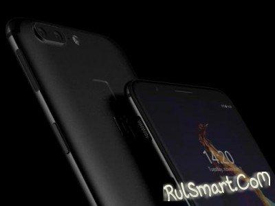 OnePlus 5T: Snapdragon 835 и 8 ГБ оперативной памяти