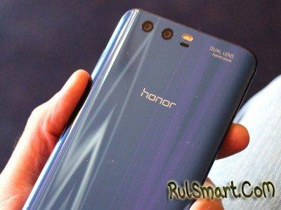 Honor V10: первые фото флагманского смартфона на Android 8.0