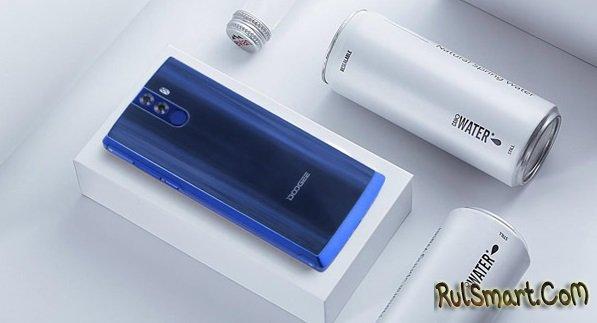 DOOGEE BL12000: широкоугольная камера и самый емкий аккумулятор в мире