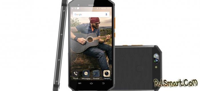 EL S70 — тонкий защищенный смартфон с MediaTek MT6757 на борту