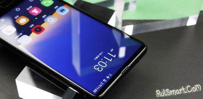 UHANS MX — недорогой смартфон с уникальным безрамочным дизайном