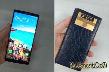 "Gionee M7 Plus: безрамочный смартфон с 6,43"" экраном"