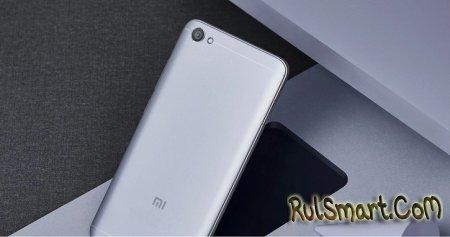 Xiaomi Redmi Y1 и Y1 Lite: недорогие смартфоны для селфи